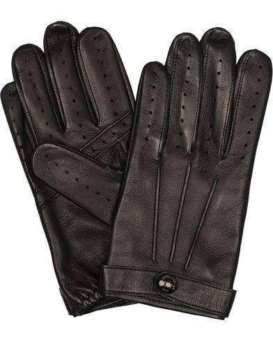 Dents The Heritage Collection Fleming 007 Driving Glove Black i gruppen Accessoarer / Handskar hos Care of Carl (13091611r)