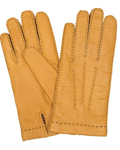 Dents The Heritage Collection Blenheim Handsewn Peccary Glove Cork i gruppen Assesoarer hos Care of Carl (13092011r)