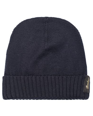 Borsalino Virgin Wool Cap Navy  i gruppen Assesoarer / Luer hos Care of Carl (13093810)