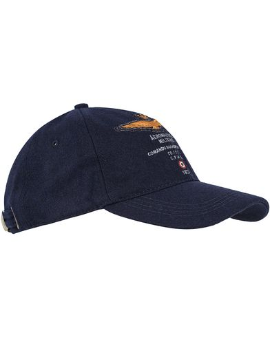 Aeronautica HA926 Cappelino Hat Navy  i gruppen Assesoarer / Caps hos Care of Carl (13096610)