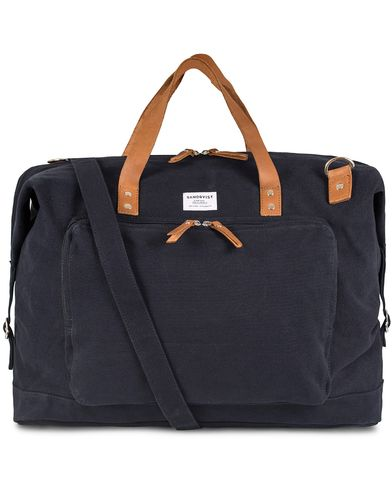 Sandqvist Charles Weekendbag Blue  i gruppen Vesker / Weekendbager hos Care of Carl (13102610)