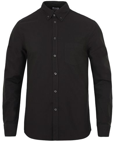 Filippa K Paul Oxford Shirt Black i gruppen Skjorter / Casual Skjorter hos Care of Carl (13110311r)