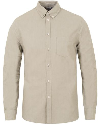 Filippa K Paul Oxford Shirt Jade Green i gruppen Klær / Skjorter / Oxfordskjorter hos Care of Carl (13110411r)