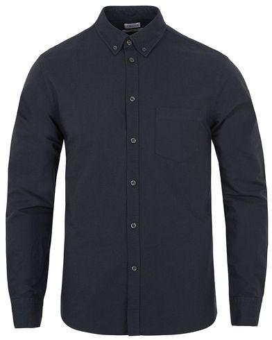 Filippa K Paul Oxford Shirt Navy/Night Blue i gruppen Kläder / Skjortor / Oxfordskjortor hos Care of Carl (13110511r)