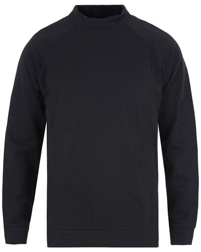 Filippa K Sharp Zip Jersey Sweater Black i gruppen Tröjor / Sweatshirts hos Care of Carl (13111411r)