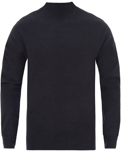 Filippa K Milano Knit Sweater Navy i gruppen Klær / Gensere / Strikkede gensere hos Care of Carl (13111611r)