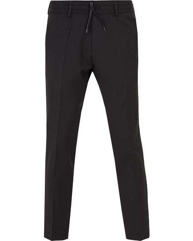 Filippa K Noah Cropped Slacks Black i gruppen Byxor / Kostymbyxor hos Care of Carl (13112211r)