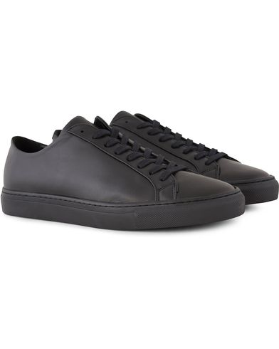 Filippa K M.Morgan Low Sneaker Black i gruppen Sko / Sneakers / Sneakers med lavt skaft hos Care of Carl (13112411r)