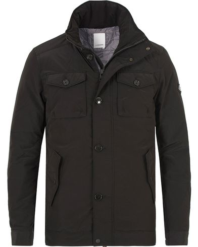 J.Lindeberg Bailey 66 Primaloft Nylon Jacket Black i gruppen Design A / Jakker / Vatterte jakker hos Care of Carl (13112811r)