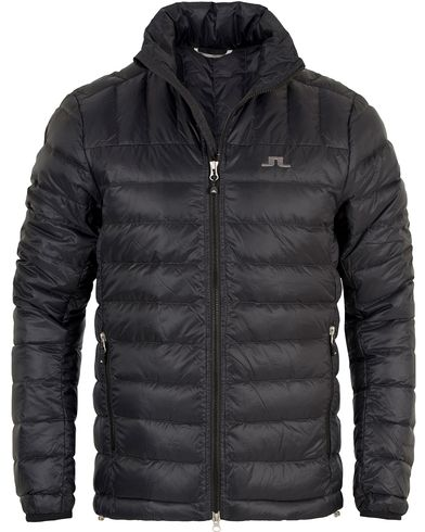 J.Lindeberg M Radiator Sweater Pertex Jacket Black i gruppen Jackor / Vadderade jackor hos Care of Carl (13113211r)