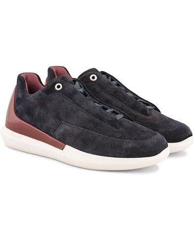 Bally Avier Sneaker Blue Navy i gruppen Sko / Sneakers hos Care of Carl (13119911r)