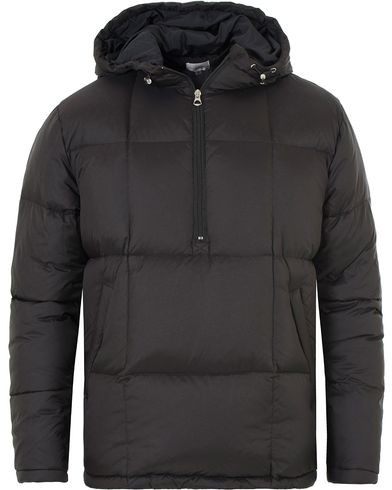 Gant Rugger Down Anorak Jacket Black i gruppen Jakker / Vatterte jakker hos Care of Carl (13121511r)
