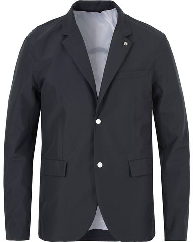 GANT Rugger Tech Blazer Jacket Navy i gruppen Klær / Jakker / Tynne jakker hos Care of Carl (13121711r)