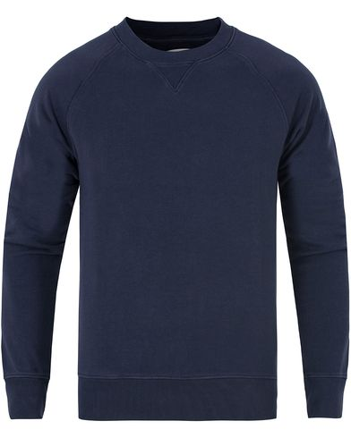 GANT Rugger The Sweat Navy i gruppen Klær / Gensere / Sweatshirts hos Care of Carl (13123611r)