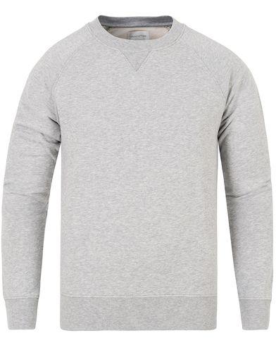 Gant Rugger The Sweat Grey Melange i gruppen Tröjor / Sweatshirts hos Care of Carl (13123711r)
