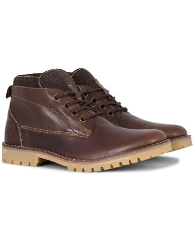 Henri Lloyd New Bold Boot Prime Dark Brown i gruppen Sko / St�vler / Sn�rest�vler hos Care of Carl (13124411r)