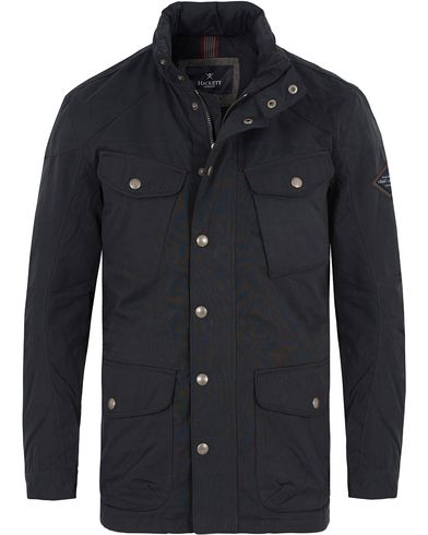 Hackett New Velospeed Jacket Navy i gruppen Klær / Jakker / Vatterte jakker hos Care of Carl (13131611r)