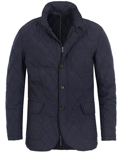 Hackett The Kinloch Blazer Jacket Navy i gruppen Klær / Jakker / Quiltede jakker hos Care of Carl (13131811r)