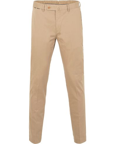 Hackett Kensington Slim Fit Chino Sand i gruppen Byxor / Chinos hos Care of Carl (13134111r)