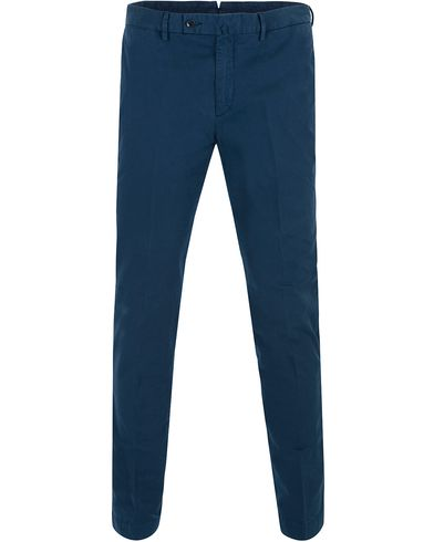 Hackett Kensington Slim Fit Chino Admiral Blue i gruppen Bukser / Chinos hos Care of Carl (13134511r)