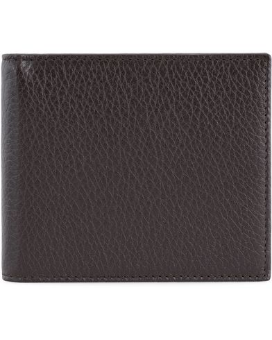 Hackett Leather Billfold Brown  i gruppen Accessoarer / Plånböcker / Vanliga plånböcker hos Care of Carl (13135010)