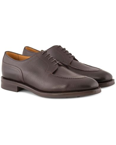Edward Green Dover Split Toe Dainite Brown Utah Calf i gruppen Design A / Skor / Derbys hos Care of Carl (13142311r)