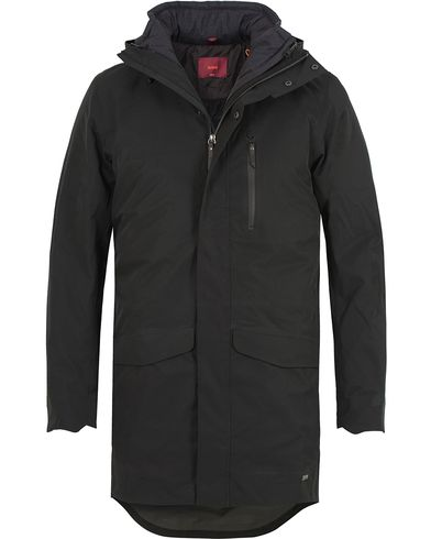 Swims Zurich Parka Black i gruppen Jakker / Parkas hos Care of Carl (13144611r)