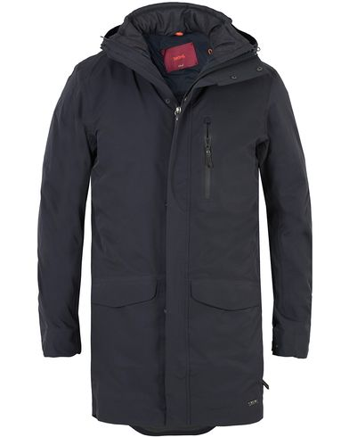 Swims Zurich Parka Navy i gruppen Jackor / Parkas hos Care of Carl (13144711r)