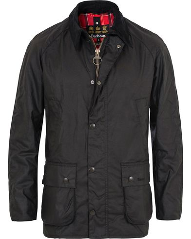 Barbour Lifestyle Ashby Jacket Black i gruppen Jakker / Voksede Jakker hos Care of Carl (13147311r)