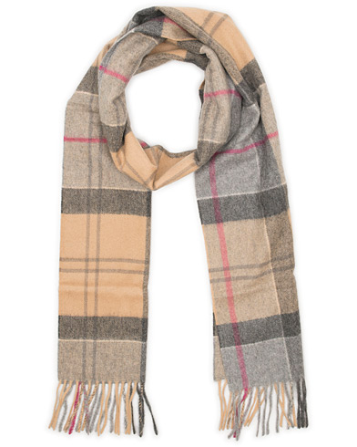 Barbour Lifestyle Cashmere Tartan Scarf Dress  i gruppen Assesoarer / Skjerf hos Care of Carl (13149110)