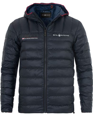 Sail Racing International Link Hood Jacket Navy i gruppen Klær / Jakker / Vatterte jakker hos Care of Carl (13150911r)
