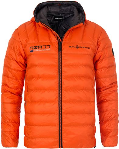 Sail Racing International Link Hood Jacket Orange i gruppen Klær / Jakker / Vatterte jakker hos Care of Carl (13151011r)