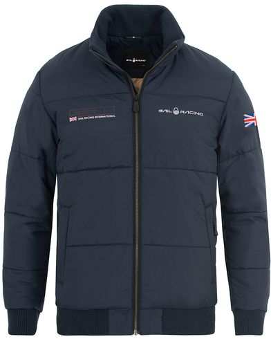 Sail Racing International Lumber Jacket Navy i gruppen Jackor / Vadderade jackor hos Care of Carl (13151111r)