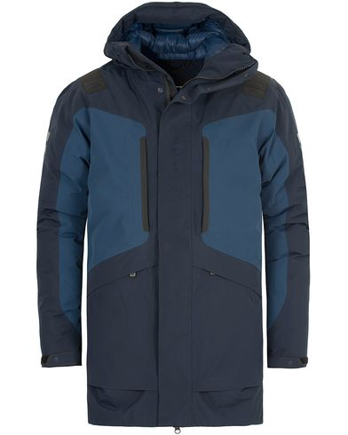 Sail Racing Pole Down Parka 2 Navy i gruppen Jakker / Parkas hos Care of Carl (13151311r)