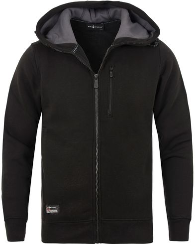 Sail Racing SR Zip Hood Carbon i gruppen Tröjor / Huvtröjor hos Care of Carl (13151811r)