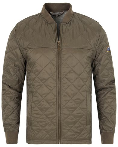 Lexington Tyler Quilted Jacket Hunter Green i gruppen Jakker / Quiltede jakker hos Care of Carl (13153911r)