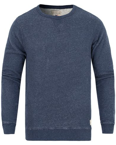 Lexington Ross Sweatshirt Deepest Blue i gruppen Klær / Gensere / Sweatshirts hos Care of Carl (13155411r)