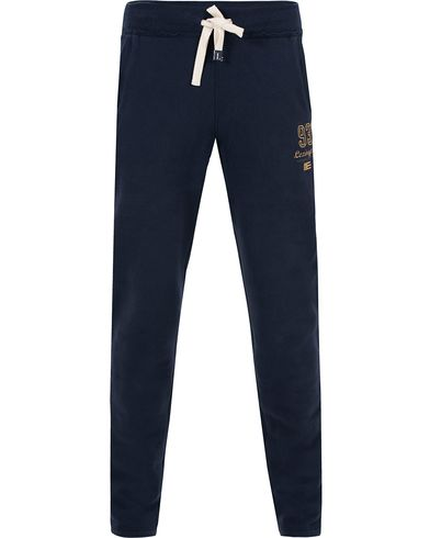 Lexington Brandon Jersey Pants Deepest Blue i gruppen Byxor / Mjukisbyxor hos Care of Carl (13156911r)