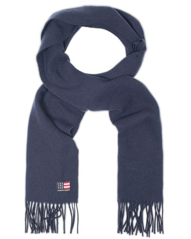 Lexington Massachussets Wool Scarf Deepest Blue  i gruppen Assesoarer / Skjerf hos Care of Carl (13157810)