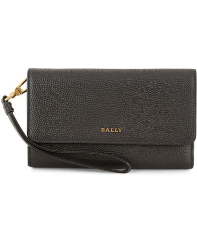 Bally Lawrence Wallet Black Calf  i gruppen Assesoarer hos Care of Carl (13158110)