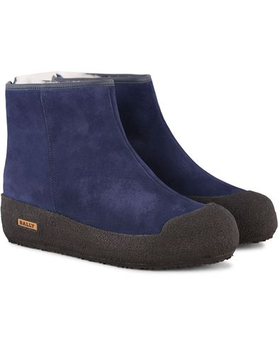 Bally Guard II Curling Lady Boot Ink Blue i gruppen Skor / Kängor / Curlingkängor hos Care of Carl (13158211r)