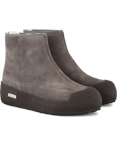 Bally Guard II Curling Lady Boot Flannel Grey i gruppen Sko / Støvler / Curlingstøvler hos Care of Carl (13158411r)