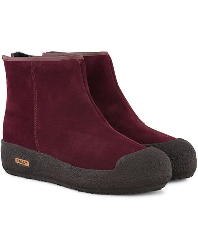 Bally Guard II Curling Lady Boot Merlot i gruppen Skor hos Care of Carl (13158511r)