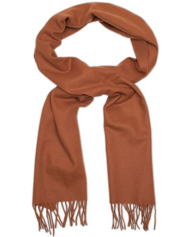 Tiger of Sweden Comelico Wool Scarf Rust Red  i gruppen Accessoarer / Halsdukar hos Care of Carl (13161610)