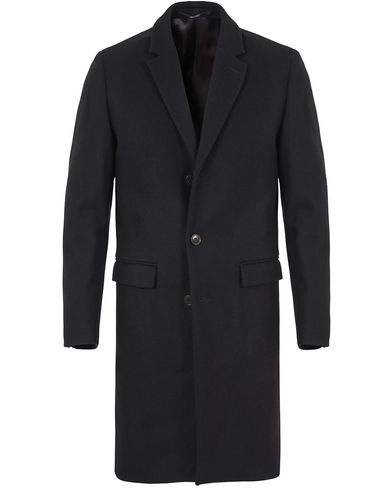 Tiger of Sweden Dempsey 13 Wool Coat Black i gruppen Jackor / Vinterjackor hos Care of Carl (13162611r)
