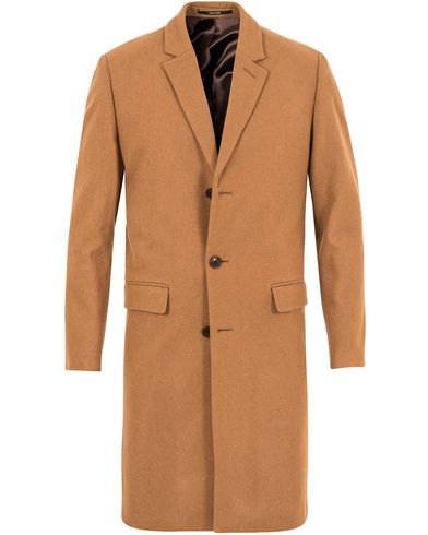 Tiger of Sweden Dempsey 13 Wool Coat Camel i gruppen Jakker / Frakker hos Care of Carl (13162711r)