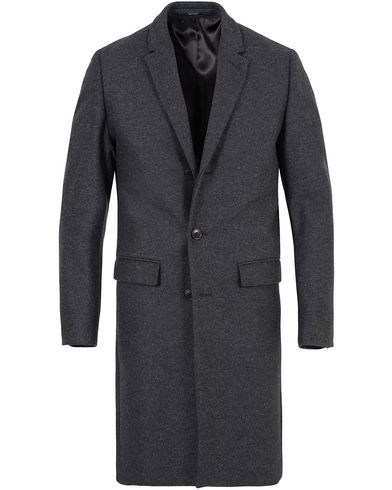 Tiger of Sweden Dempsey 13 Wool Coat Grey i gruppen Kläder / Jackor / Vinterjackor hos Care of Carl (13162811r)