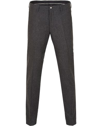 Tiger of Sweden Herris Flannel Trousers Grey i gruppen Byxor / Flanellbyxor hos Care of Carl (13163311r)