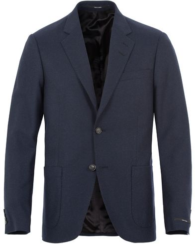 Tiger of Sweden Gekko 3 Blazer Navy i gruppen Dressjakker / Enkeltspente dressjakker hos Care of Carl (13164211r)