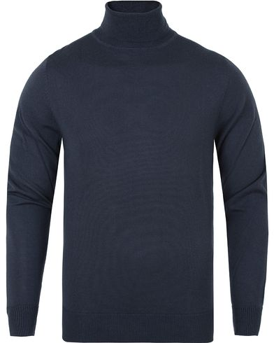 Tiger of Sweden Visavi Turtleneck Navy i gruppen Gensere / Pologensere hos Care of Carl (13164911r)